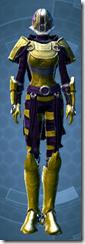 Deceiver Warrior Dyed