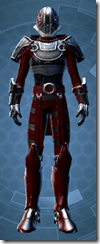 Deceiver Warrior - Male Front