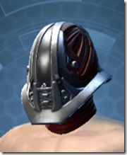 Deceiver Warrior Male Headgear