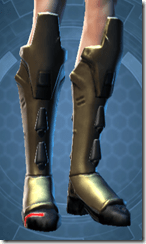 Eidolon Female Boots