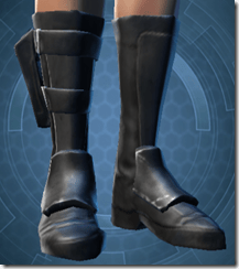 Exhumed Agent Female Boots
