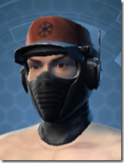 Exhumed Agent Male Headgear