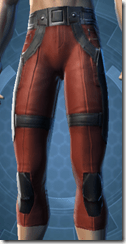 Exhumed Agent Male Leggings