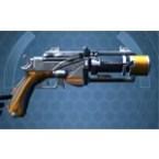 Exhumed Combat Medic / Combat Tech / Eliminator / Supercommando Blaster Pistol / Offhand Blaster