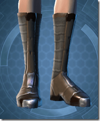 Exhumed Consular Female Boots