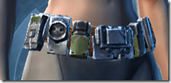 Exhumed Hunter Female Belt