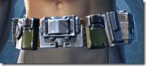 Exhumed Hunter Male Belt