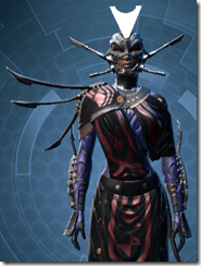Exhumed Inquisitor - Female Close