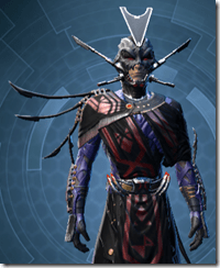 Exhumed Inquisitor - Male Close