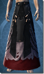 Exhumed Inquisitor Male Lower Robe