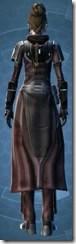 Exhumed Knight - Female Back