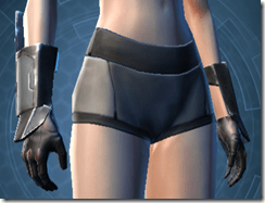 Exhumed Knight Female Gloves
