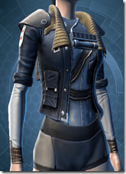 Exhumed Smuggler Female Jacket