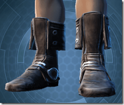 Exhumed Smuggler Male Boots