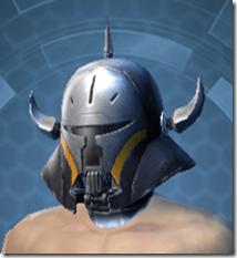 Headhunter Male Helmet