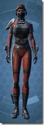 Massassi Agent Imp - Female Front