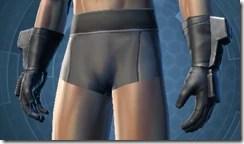 Massassi Agent Imp Male Gloves