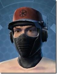 Massassi Agent Imp Male Headgear
