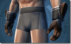Massassi Consular Male Gloves