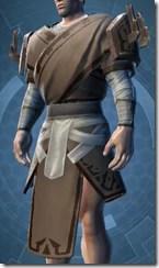Massassi Consular Male Robe