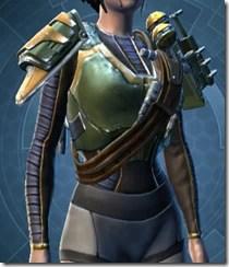 Massassi Hunter Female Body Armor