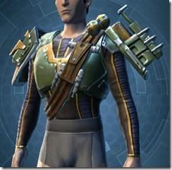 Massassi Hunter Male Body Armor