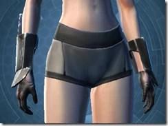 Massassi Knight Female Gloves