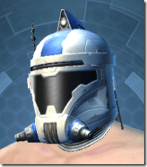 Massassi Trooper Male Helmet
