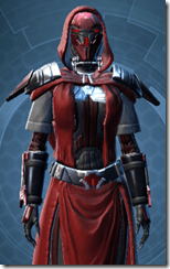Massassi Warrior - Female Close