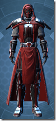 Massassi Warrior - Male Front