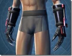 Massassi Warrior Male Gloves