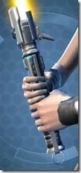 Prophet's Starforged Lightsaber - Front