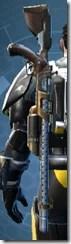Raider's Cove Blaster Rifle - Stowed