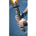 Raider's Cove Force-lord / Force-healer Lightsaber