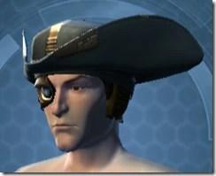 Raider's Cove Male Headgear