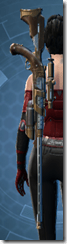 Raider's Cove Sniper Rifle - Stowed