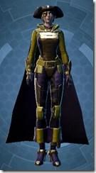 Raider's Cove Warrior Dyed