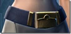 Raider's Cove Warrior Female Belt