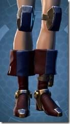 Raider's Cove Warrior Female Boots