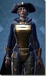 Raider's Cove Warrior - Female Close