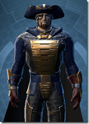 Raider's Cove Warrior - Male Close