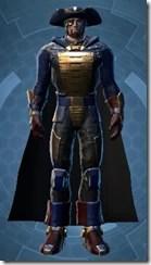 Raider's Cove Warrior - Male Front