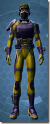 Resurrected Agent Dyed