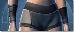 Resurrected Agent Imp Female Bracers