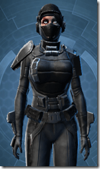 Resurrected Agent Imp - Female Close