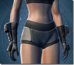 Resurrected Agent Imp Female Gloves