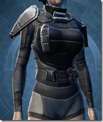 Resurrected Agent Imp Female Jacket