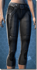 Resurrected Agent Imp Female Leggings