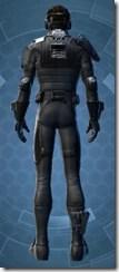 Resurrected Agent Imp - Male Back
