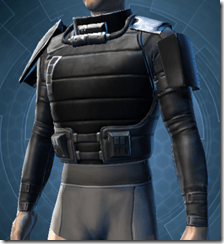 Resurrected Agent Imp Male Jacket